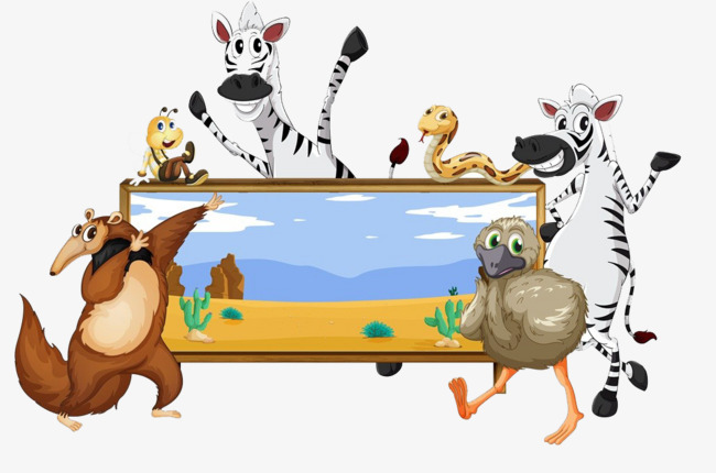 650x430 All Kinds Of Animals, Various, Animal, Desert Png Image
