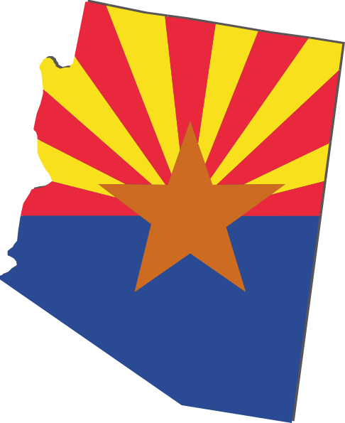 486x595 Arizona Clip Art Clipartlook