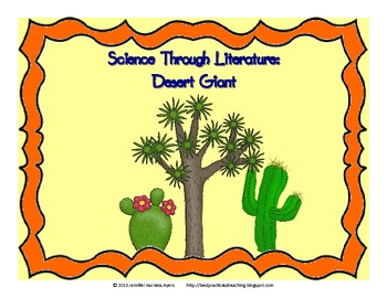 350x270 Cactus Hotel Teaching Resources Teachers Pay Teachers