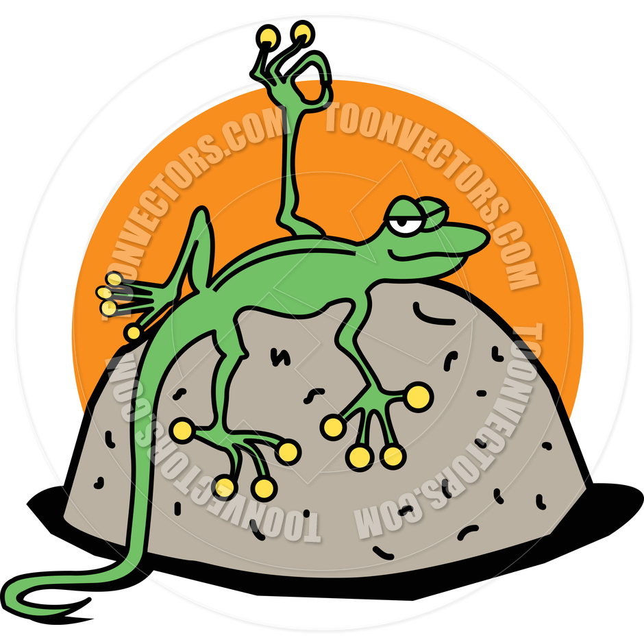 940x940 Lizard Clipart Desert Animal