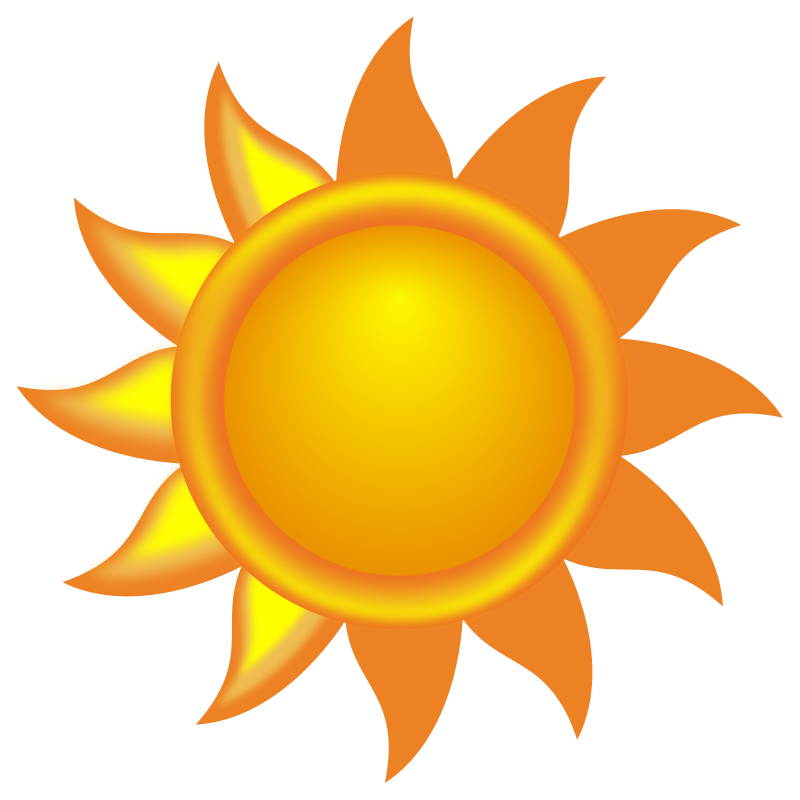 800x800 Collection Of Desert Sun Clipart High Quality, Free Cliparts