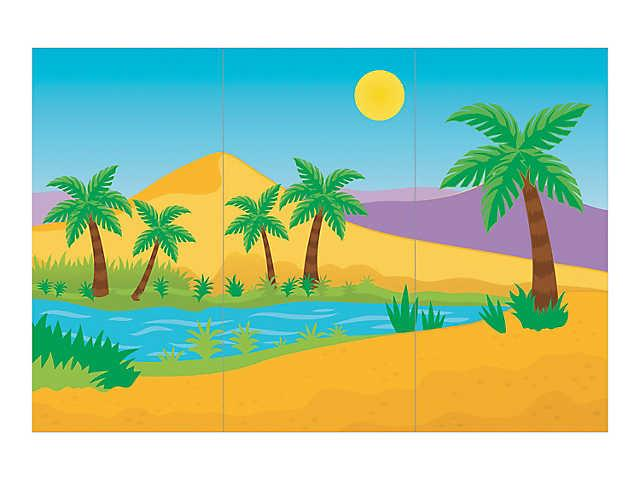 640x480 Oasis Clipart