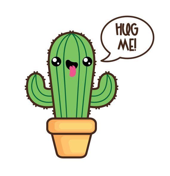 570x590 Charming Decoration Cactus Plants Clipart Set Hand Drawn Clip Art