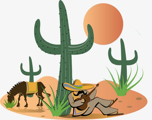 650x511 Desert, Cactus, Green, Sand Png Image And Clipart For Free Download