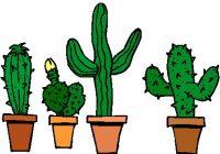 200x140 Cactus Clipart Desert Cactus Clip Art Vector Cactus In Desert Clip