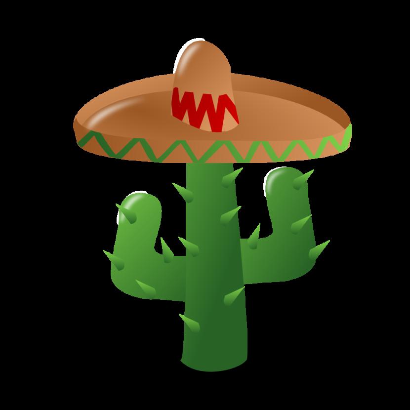 830x830 56 Free Cactus Clip Art