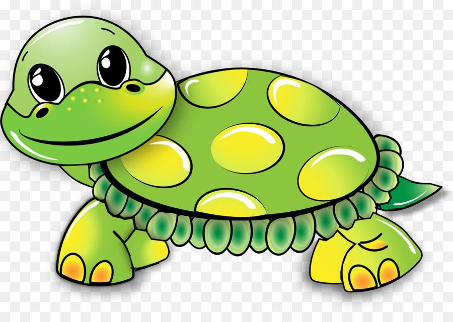 900x640 Green Sea Turtle Clip Art