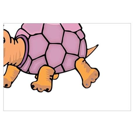 460x460 Tortoise Wall Art