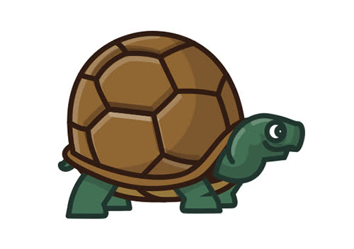 500x352 Cute Turtle Find, Make Amp Share Gfycat Gifs