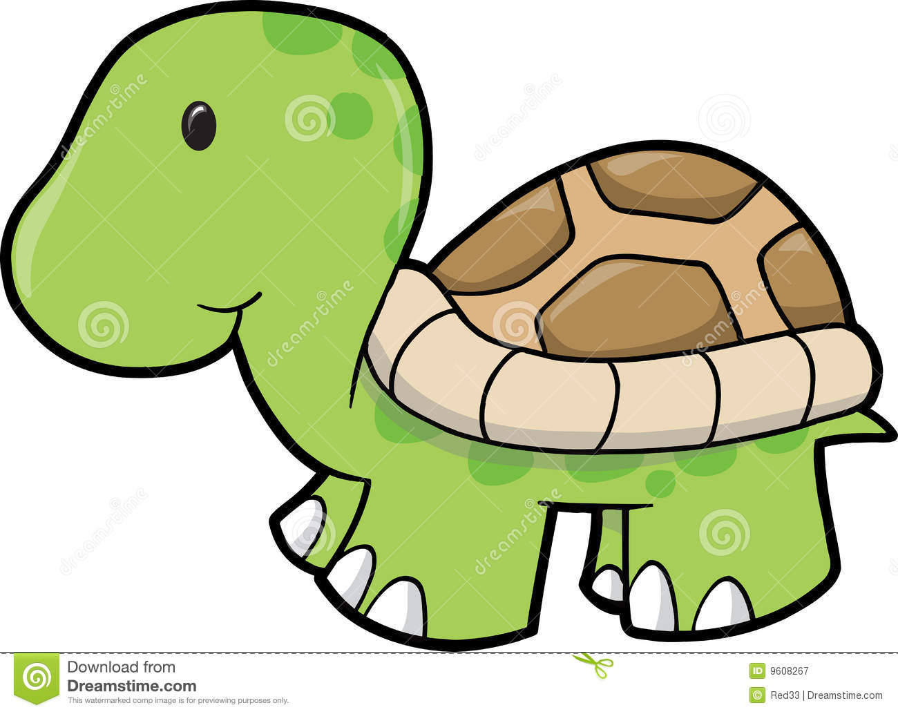 1300x1034 Cute Turtle Black And White Clipart