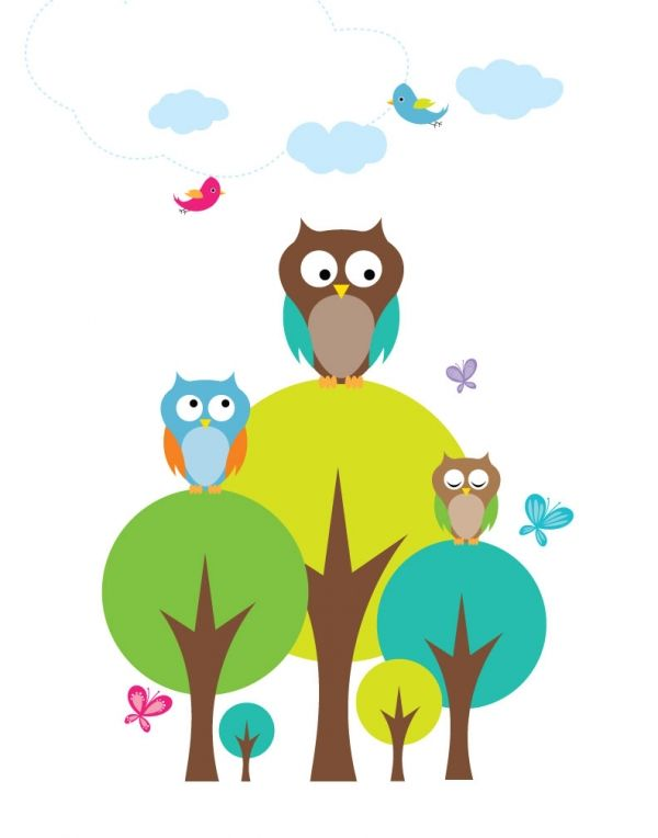 600x764 49 Best Owl Clip Art Images On Owl Clip Art, Owls And Owl