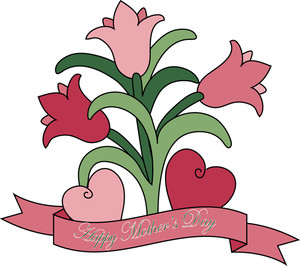 300x266 Free Mothers Day Clipart Image 0515 1005 0108 0634 Garden Clipart