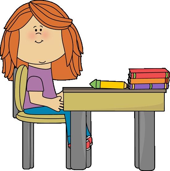 550x552 Student Desk Clipart Sitez.co