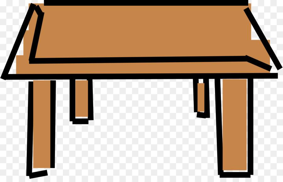 900x580 Table Computer Desk Clip Art