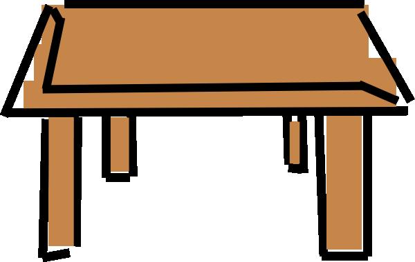 600x380 Desk Clipart Desk Clip Art