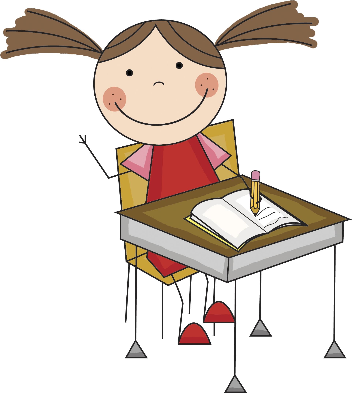 1924x2150 Child At Desk Clipart Amp Child At Desk Clip Art Images