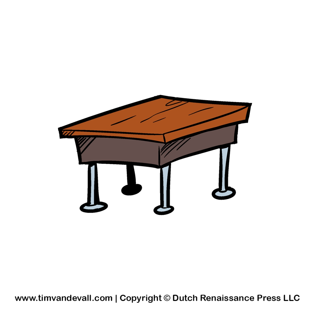 1024x1024 Clip Art Desk Clip Art Library Within From The Desk Of Clip Art