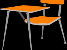 220x165 Clipart Of Desk Student Desk Clip Art