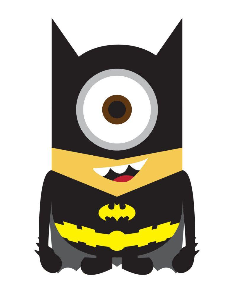 791x1024 Despicable Me 2 Batman Minion Geeky Stuff Batman