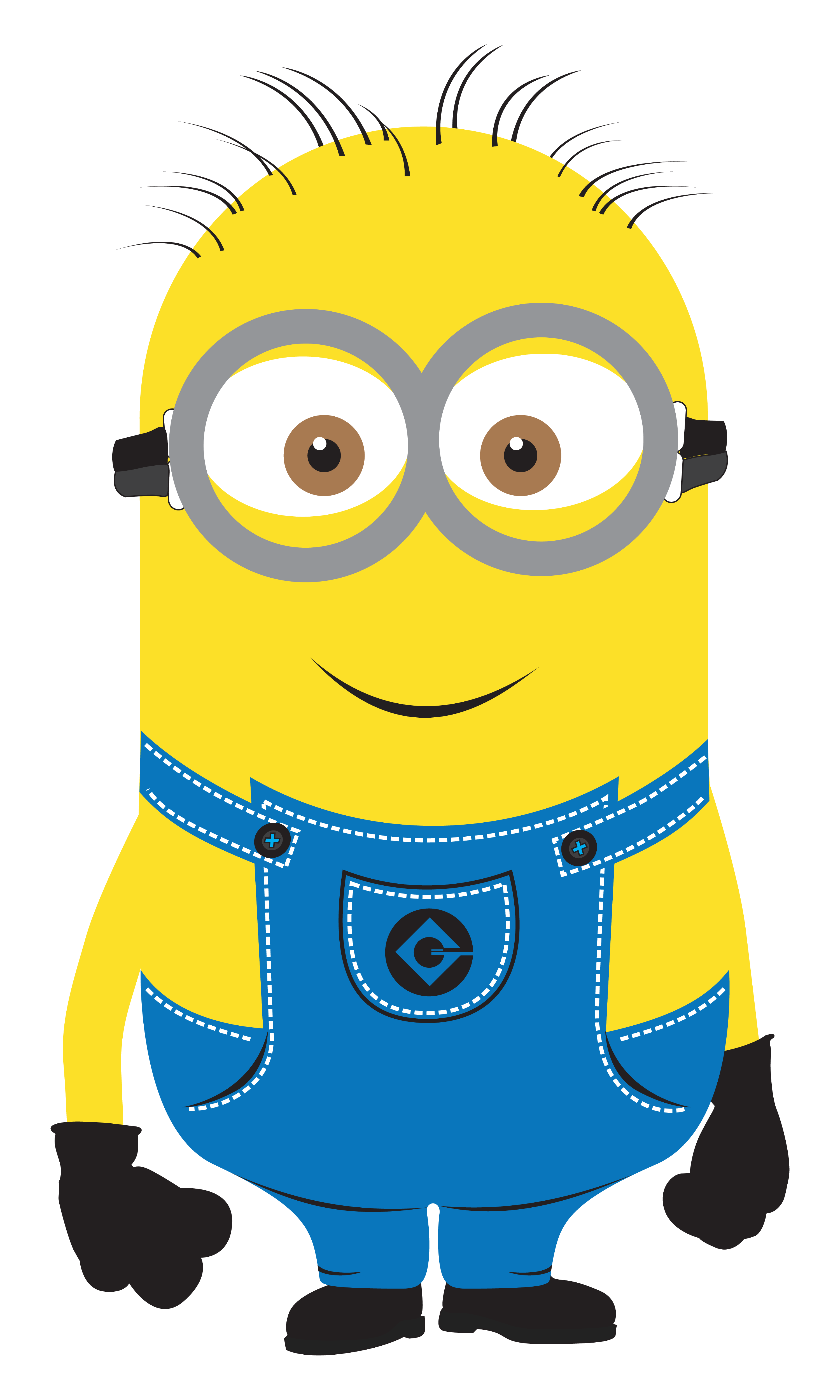 3000x5000 Despicable Me 2 Minions Vector (Ai, Eps, Cdr) Amp High Res Pngs What