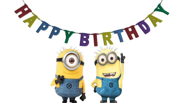 736x414 Minion Birthday Clip Art Free Images