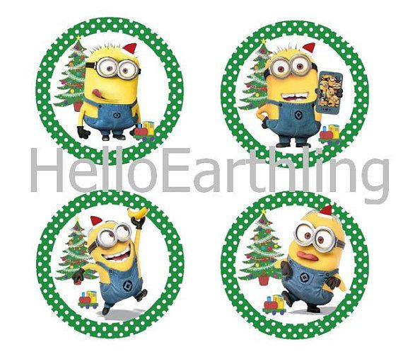 570x514 54 Best Christmas Minions Images On Funny Minion