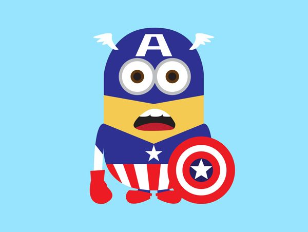 600x452 A Cute Collection Of Despicable Me 2 Minions Wallpapers, Images