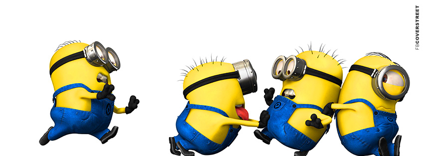 851x315 Despicable Me Clipart Facebook Covers