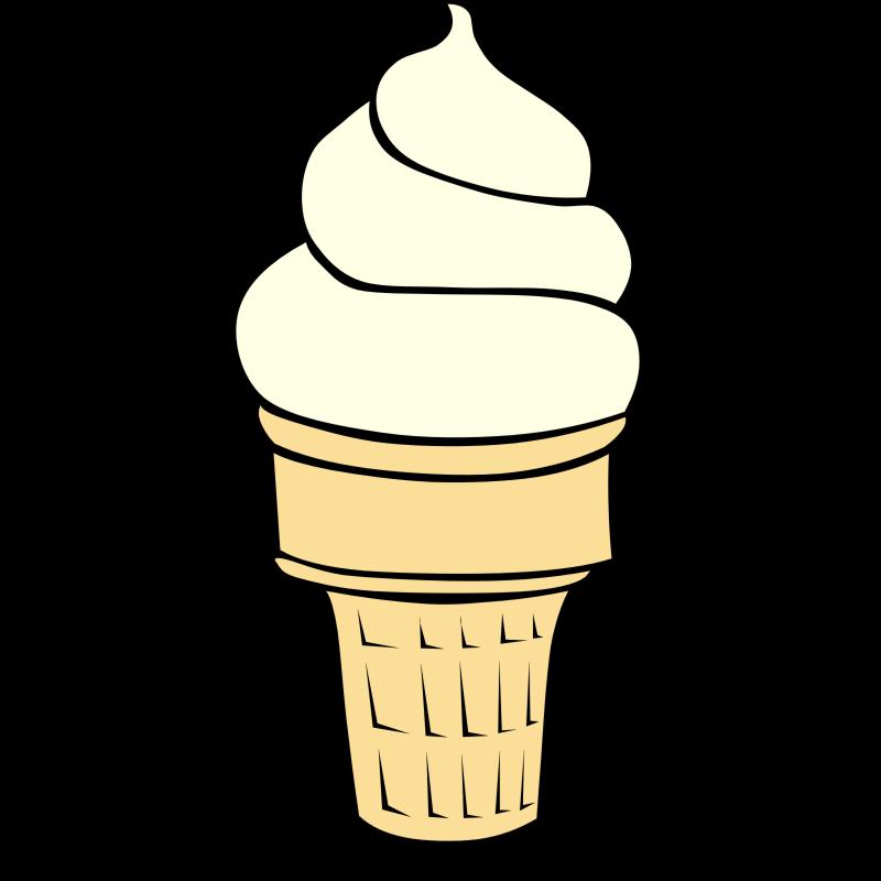 800x800 Image Of Ice Cream Cone Clipart