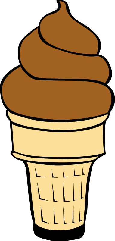 382x800 Ice Cream Clipart Chocolate Ice Cream Clipart Clipart Panda Free