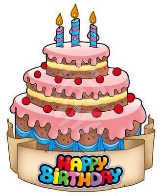 329x400 Birthday Clip Art, Happy Birthday Clipart Animated