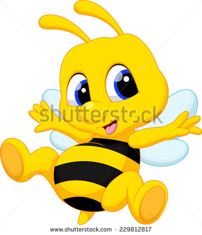 404x470 Awesome Cartoon Bumble Bees Bumblebee Stock Images Royalty Free