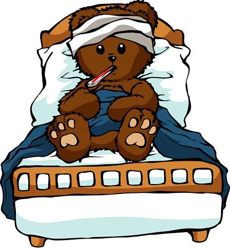 464x500 The Top 5 Best Blogs On Sick Teddy Bear Clip Art