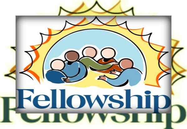 600x414 Church Clipart Church Fellowship