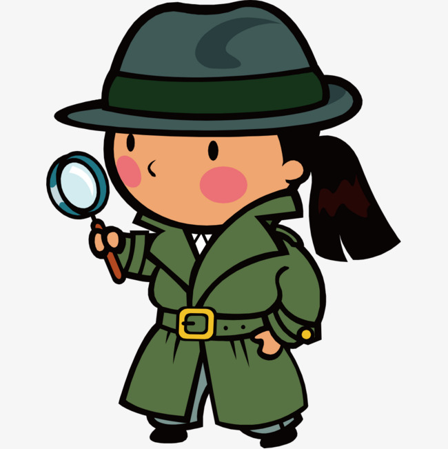 650x651 Detective Clipart Detective Graphic Characters Detective Graph Png