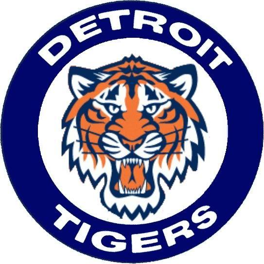543x545 Detroit Tigers Vector Logo Free Download Clip Art