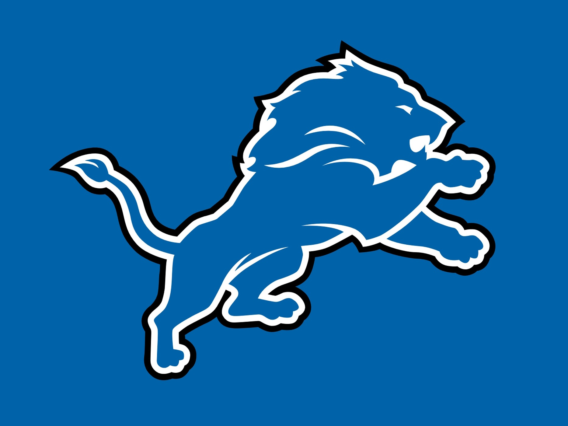 1867x1400 Detroit Lions Symbol Clip Art Clipart