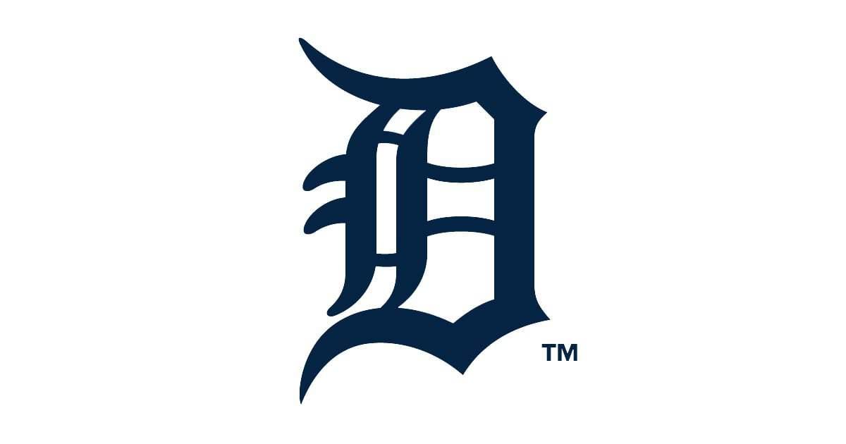 1200x630 Detroit Tigers Clipart Clipartmonk