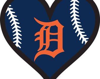 340x270 Detroit Tigers Logo Etsy