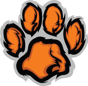 300x291 Tiger Paw Clip Art Inspiration For Later Clip Art
