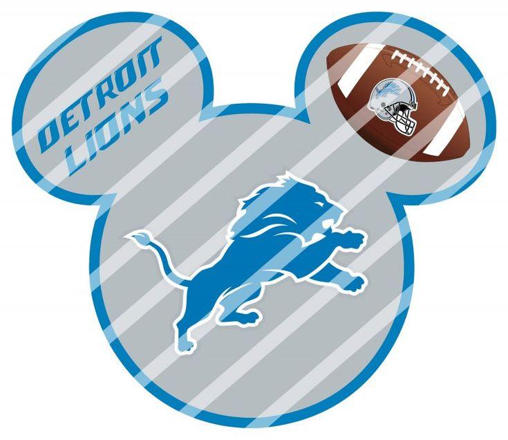Detroit Lions Clipart