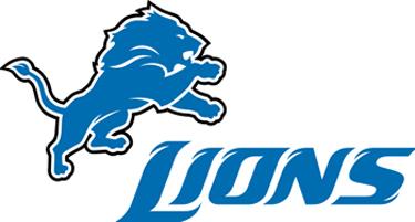 375x201 Detroit Lions Logo Stencil Image Group
