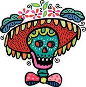 168x170 Valuable Design Ideas Day Of The Dead Clipart 11 969 Cliparts
