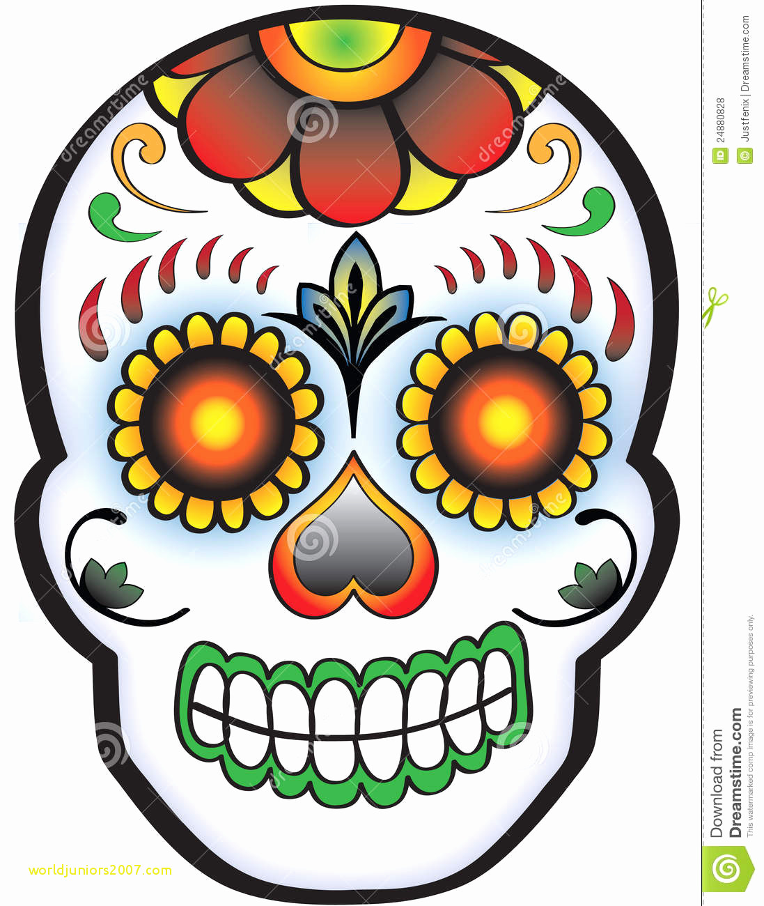 1097x1300 Top Result New Day Of The Dead Skull Mask Template Photos 2017