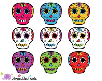 350x278 Day Of The Dead Skulls Teaching Resources Teachers Pay Teachers