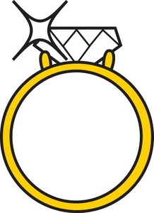 218x300 Grand Ring Clipart Linked Wedding Rings Panda Free Images Clip Art