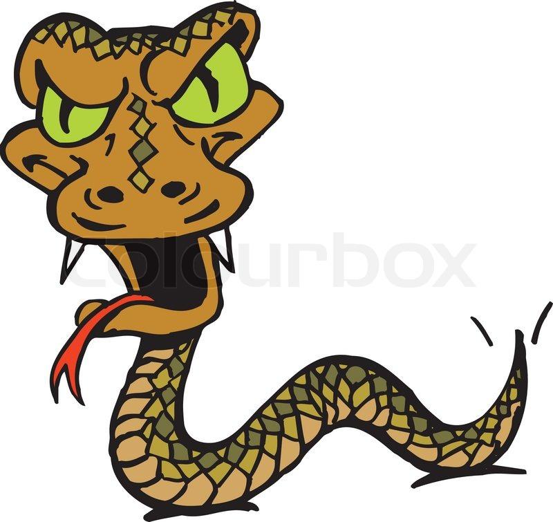 800x755 Python Clipart Angry Snake