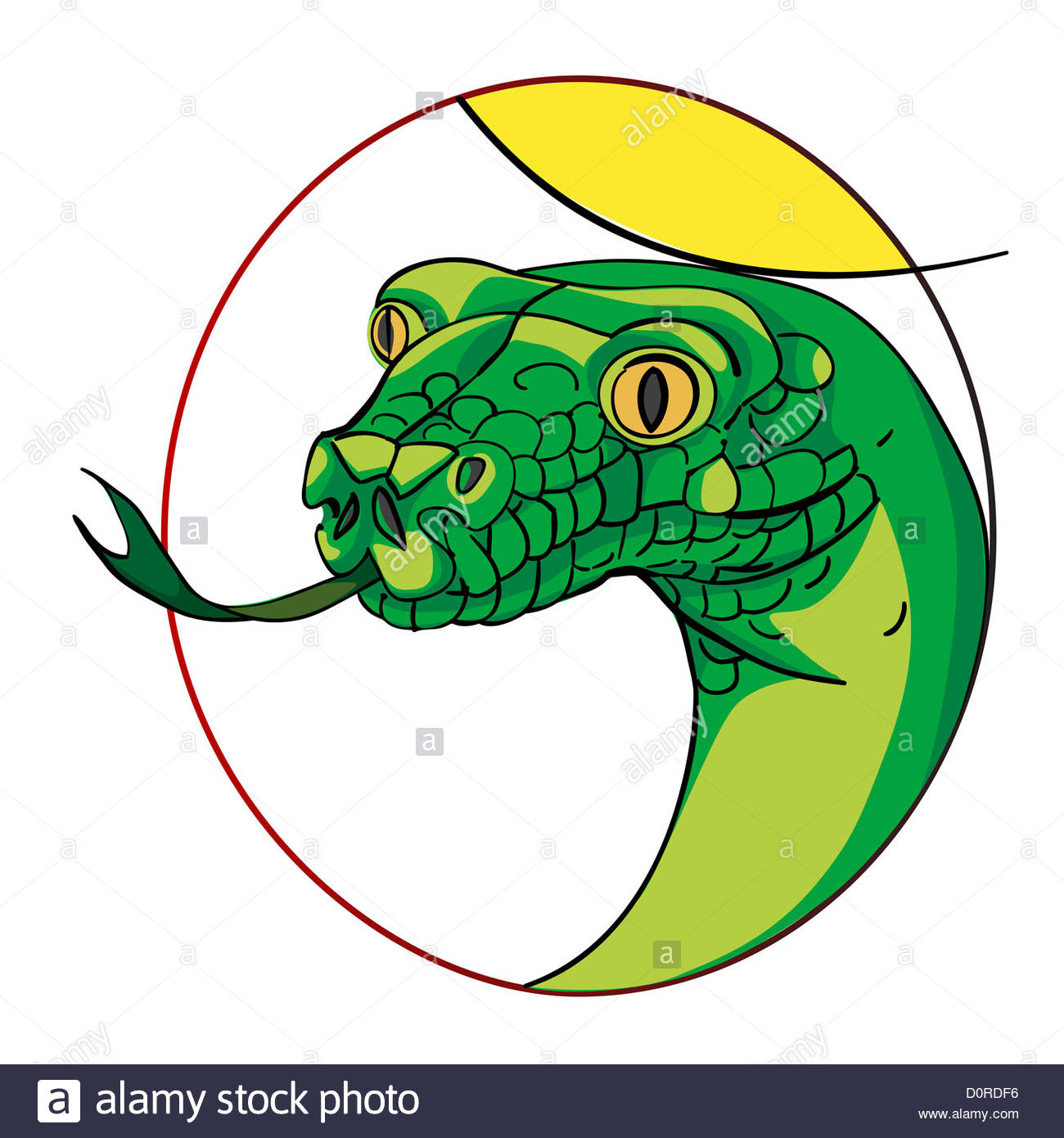 1300x1390 Rattlesnake Cut Out Stock Images Amp Pictures