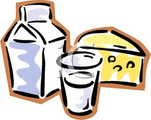 300x240 Clipart Dairy Food