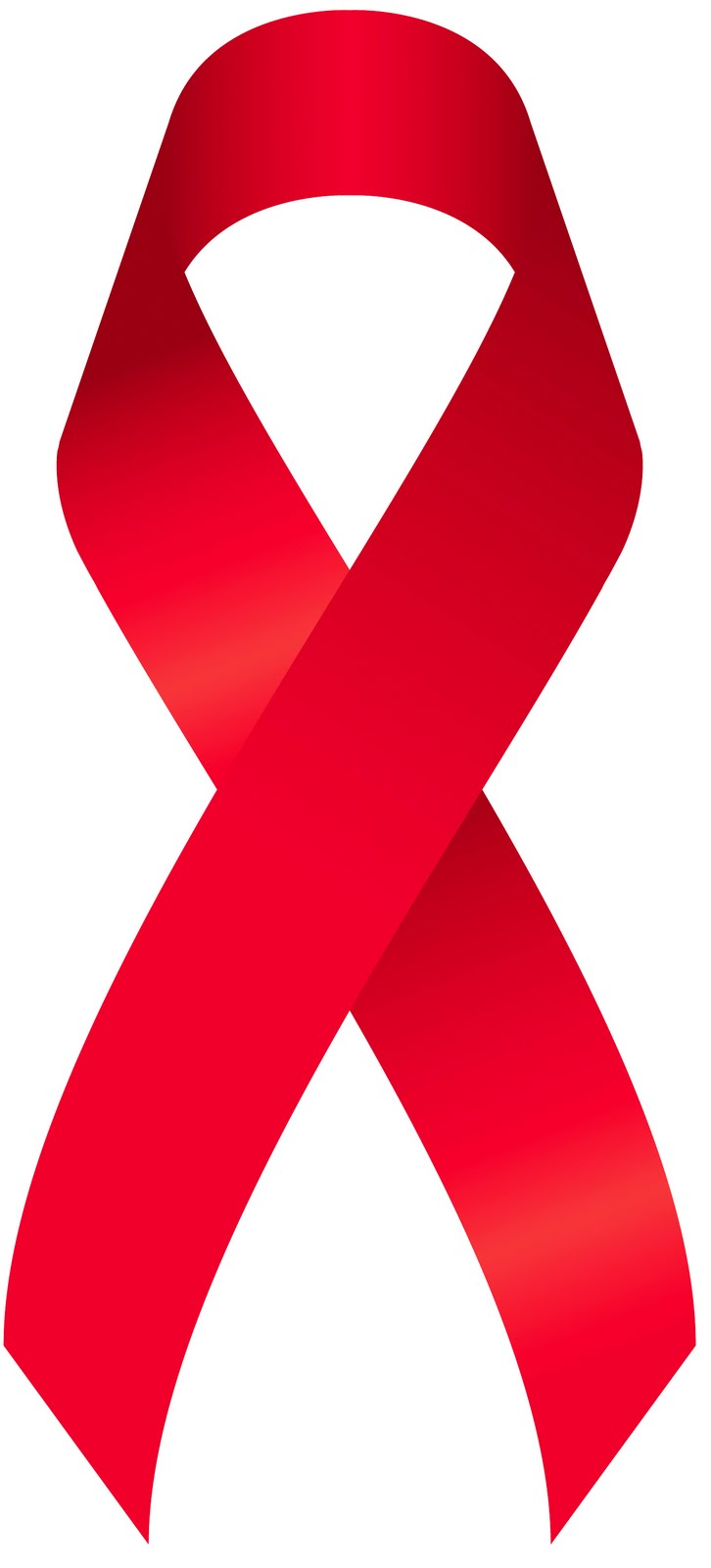 726x1600 Red Aids Ribbon Clip Art